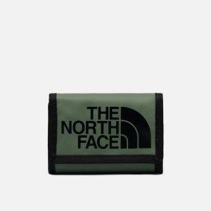 Кошелек Base Camp The North Face. Цвет: оливковый