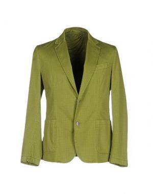 Пиджак ITALIANS GENTLEMEN. Цвет: светло-зеленый