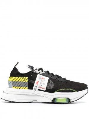 Кроссовки Air Zoom-Type SE из коллаборации с 3M Nike. Цвет: черный