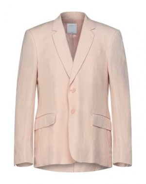 Пиджак SANDRO. Цвет: светло-розовый