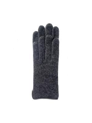 Перчатки Roeckl. Цвет: темно-серый
