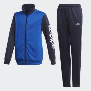 Спортивный костюм Performance adidas. Цвет: белый