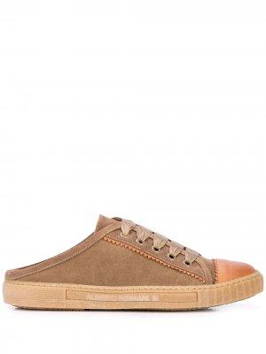Мюли-кроссовки Alberto Fermani. Цвет: коричневый