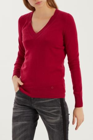 Бордовый пуловер Gucci