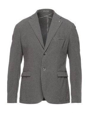 Пиджак HAVANA & CO.. Цвет: хаки