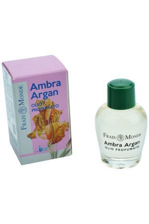 Парфюмерное масло Амбра, арган FRAIS MONDE. Цвет: none