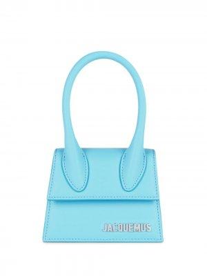 JACQ LE CHIQUITO BLUE Jacquemus. Цвет: синий