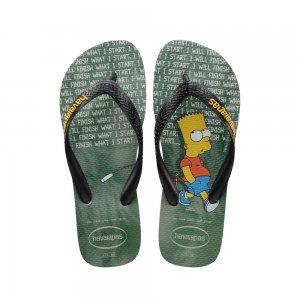 Simpsons Kids Havaianas. Цвет: мульти