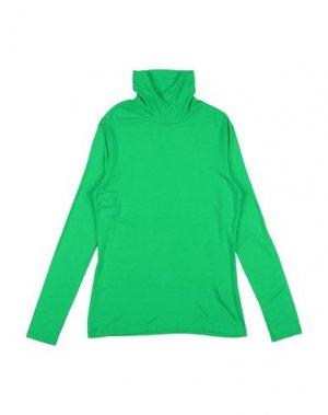 Футболка ELSY. Цвет: зеленый
