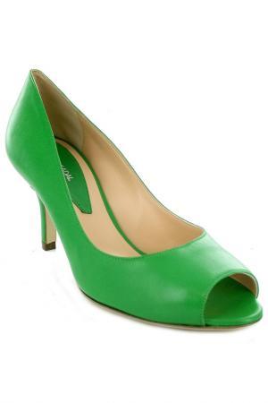 Туфли Atelier Mercadal. Цвет: зеленый
