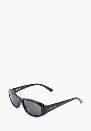 Очки солнцезащитные Arnette 0AN4266 41/87. Цвет: черный