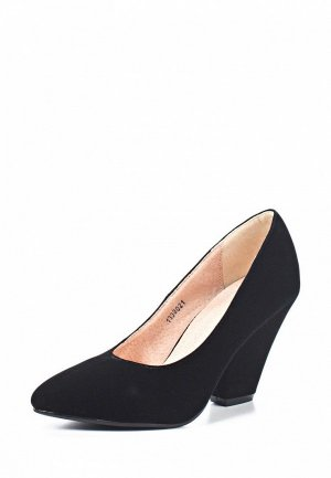 Туфли Friis & Company FR004AWKL470. Цвет: черный