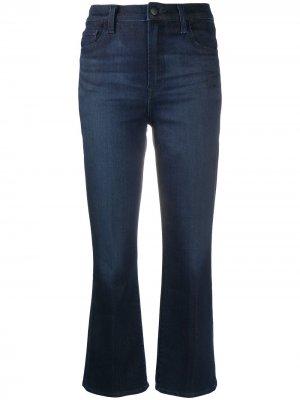 Укороченные джинсы J Brand. Цвет: синий