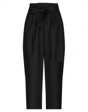 Повседневные брюки FLY GIRL. Цвет: черный