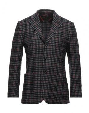 Пиджак SARTORIO. Цвет: серый