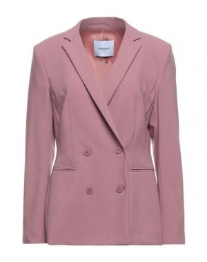 Пиджак DONDUP. Цвет: пастельно-розовый