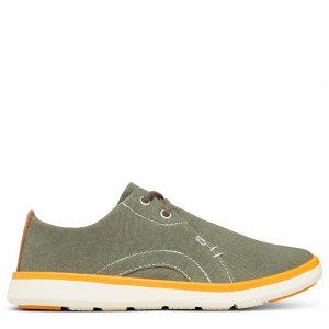 Обувь спортивная и для активного отдыха Gateway Pier Oxford Timberland. Цвет: зеленый