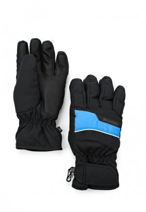 Перчатки горнолыжные Ziener GALDAR SM. Цвет: разноцветный