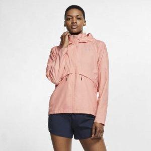 Женский дождевик со складной конструкцией для бега Essential Nike