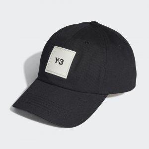 Кепка Y-3 SQL by adidas. Цвет: черный