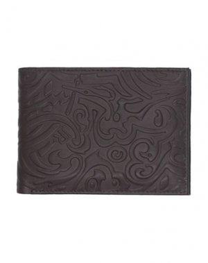 Бумажник JOHN RICHMOND. Цвет: темно-коричневый