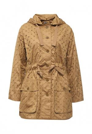 Куртка Pennyblack. Цвет: бежевый