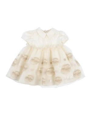 Платье ALVIERO MARTINI 1a CLASSE. Цвет: слоновая кость