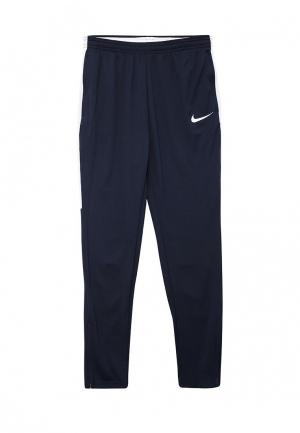 Брюки спортивные Nike Kids Dry Academy Football Pant. Цвет: синий