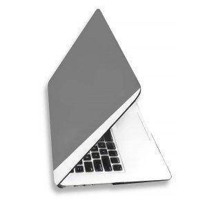 Чехол для ноутбука 13 дюймов MacBook Air SHEIN. Цвет: серый