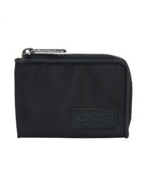 Бумажник EASTPAK. Цвет: черный