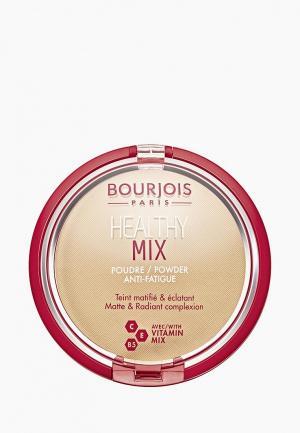 Пудра Bourjois Healthy Mix, 2 Beige clair, 11 гр. Цвет: прозрачный