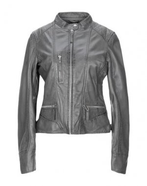Куртка OAKWOOD. Цвет: свинцово-серый