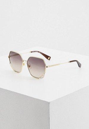 Очки солнцезащитные Marc Jacobs MJ 1005/S 01Q. Цвет: золотой