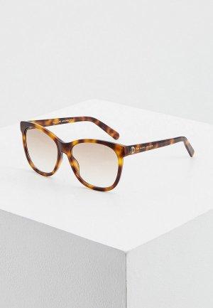 Очки солнцезащитные Marc Jacobs 527/S 086. Цвет: коричневый