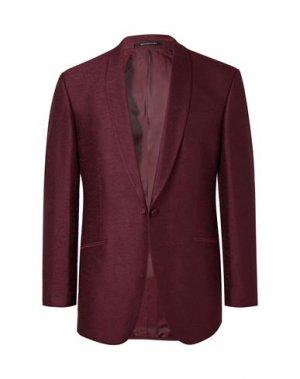 Пиджак RICHARD JAMES. Цвет: красно-коричневый