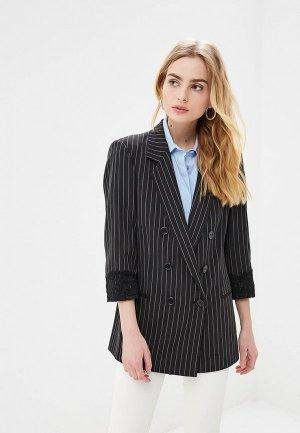 Пиджак Madeleine. Цвет: черный