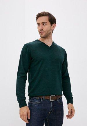 Пуловер Blue Seven. Цвет: зеленый