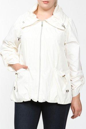 Куртка Loft. Цвет: белый