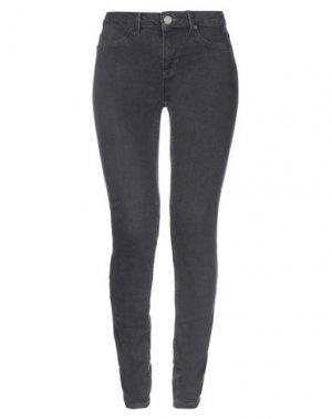 Джинсовые брюки 2ND DAY. Цвет: черный