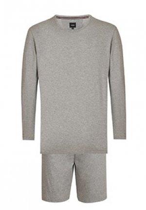 Пижама STRELLSON. Цвет: серый