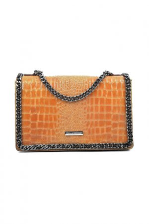 Bag CARLA FERRERI. Цвет: light brown