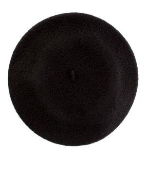 Берет LECAP010015 s черный P.A.R.O.S.H.. Цвет: черный