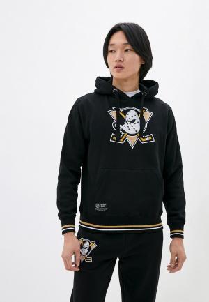 Худи Atributika & Club™ NHL Anaheim Ducks. Цвет: черный