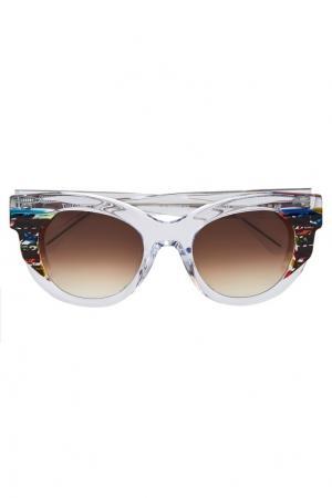 Солнцезащитные очки Slutty Thierry Lasry. Цвет: multicolor