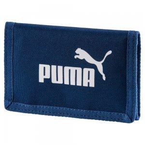 Кошелек Phase Wallet PUMA. Цвет: синий