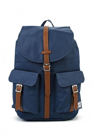 Рюкзак Herschel Supply Co DAWSON. Цвет: синий