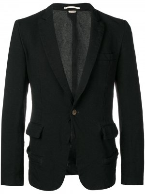 Блейзер 2000-х годов Comme Des Garçons Pre-Owned. Цвет: черный