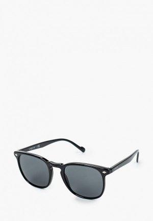 Очки солнцезащитные Vogue® Eyewear VO5328S W44/87. Цвет: черный