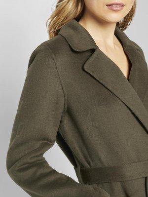 Пальто TOM TAILOR. Цвет: зеленый