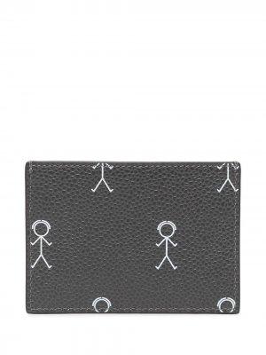 Mr. Thom icon cardholder Browne. Цвет: 025